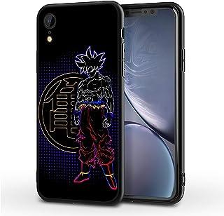 REROGE iPhone XR Hülle für Dragon-Ball Z/Super Fans, ultra