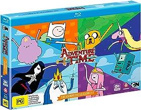 Adventure Time Complete Seasons 1-8  Adventure Time with Finn & Jake  Adventure Time - Complete Seasons One to Five Reg.A/B/C Australia