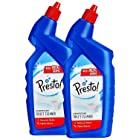 Amazon Brand - Presto! Toilet Cleaner - 1 L (Pack of 2)