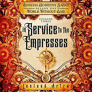 In Service to the Empresses audiobook cover art
