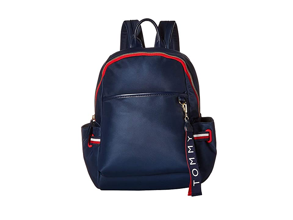 Tommy Hilfiger Shelly Backpack (Tommy Navy) Backpack Bags
