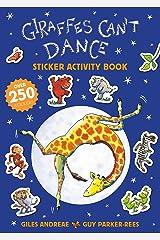 Giraffes Can't Dance 20th Anniversary Sticker Activity Book (Giraffes Can't Dance) Paperback