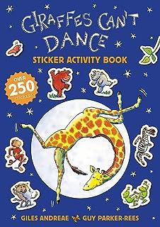 Giraffes Can't Dance 20th Anniversary Sticker Activity Book