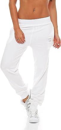 Sonderkauf Ausverkauf San Francisco Suchergebnis auf Amazon.de für: weiße jogginghose damen ...