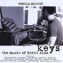 keys the music of scott alan