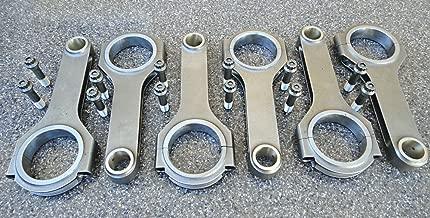 4340 Steel Pro Racer H Beam Rods Nissan 3.0L 300ZX/Maxima VG30DE DOHC 6.070