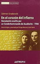 EN EL CORAZON DEL INFIERNO (Spanish Edition)