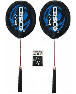 cosco cb 88 badminton racquet (pack of 2)