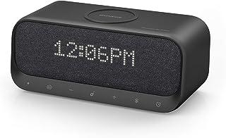Bluetooth Speaker, Anker Soundcore Wakey Bluetooth Speaker Powered with Alarm Clock, Stereo Sound, FM Radio, White Noise, ...