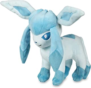 Pokemon Glaceon Poke Plush (Standard) - 7 1/4 In.