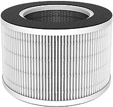 AROVEC AV-P300 Smart Compact Air Purifier Replacement Filter, 4-in-1 Nylon Pre-Filter, True HEPA Filter, High-Efficiency A...
