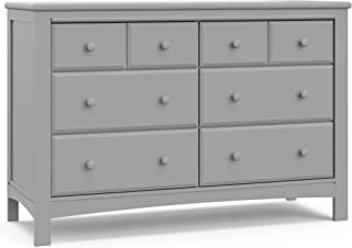 Graco Benton 6 Drawer Dresser (Pebble Gray) – Easy New Assembly Process, Universal Design, Durable Steel Hardware and Eur...