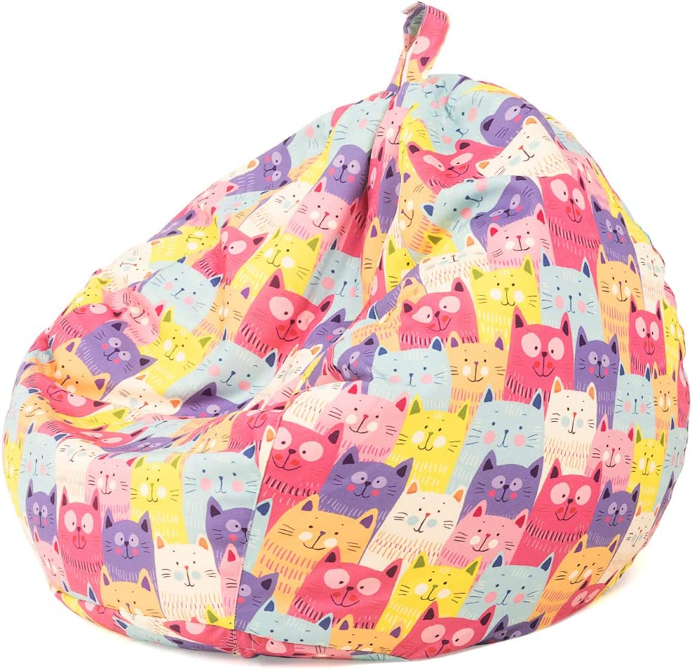 Nobildonna Ranking TOP10 Stuffed Animal Storage Bean Cover Chair Only Bag for Genuine