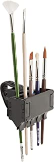 Easy To Use Products Brush Grip Brush Holder, Holds Up to 8 Brushes (ETU-305),Black