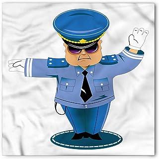 Gilet SWAT 4 pezzi polizia Uniform Bambini Carnevale Carnevale strade Carnevale Nuovo