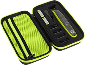Fromsky Hard Case for Philips Norelco OneBlade QP2520, QP2530, QP2620, QP2630, Travel Case Protective Cover Storage Bag fo...