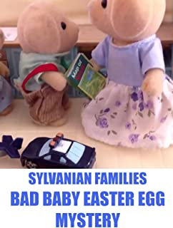 Sylvanian Families Bad Baby Easter Egg Mystery