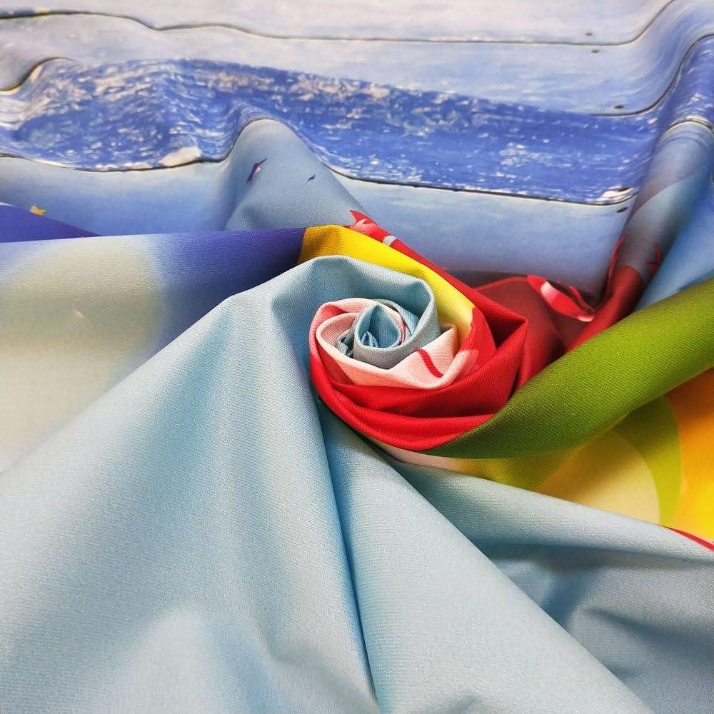 Muzi Photography Backdrops Baby Birthday Ballon Background Blue Wood Floor Photo Studio Booth 5x10ft D-9944
