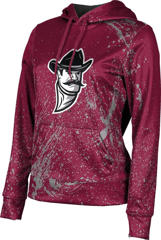 ProSphere New Mexico State University Girls' Pullover Hoodie, School Spirit Sweatshirt (Splatter)