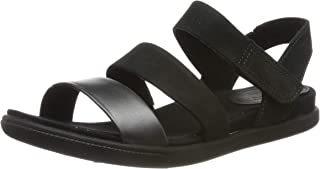 ECCO Damara Womens Sandal,Black,Size,39