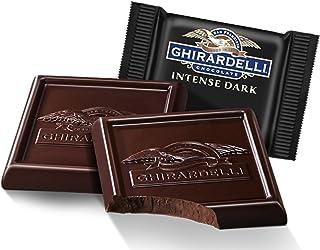 Ghirardelli Bulk Intense Dark Chocolate 86% Cacao Square (5 pound)