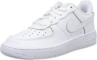 Kids Air Force 1 (PS) Basketball Shoe