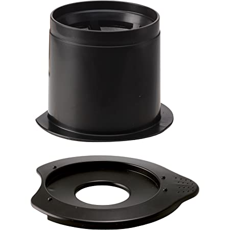HARIO (ハリオ) カフェオールドリッパー 1人用 ペーパーレス コーヒードリッパー ブラック CFOD-1B