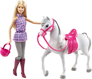 barbie majesty horse toy