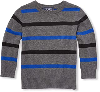 The Children's Place Baby Boys Striped Sweaters
