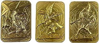 Fanattik 遊戯王 24K 金属製カード ブルーアイズ ブラック・マジシャン ブラック・マジシャン・ガール 3種セット シリアル入り 5000枚限定