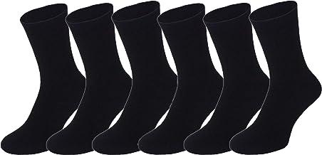 BestSale247 6 oder 12 Paar Herren Thermo Socken Warme Dicke Winter Sportsocken Ski..