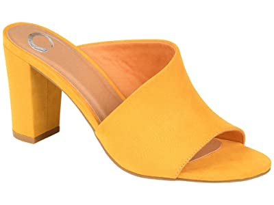Journee Collection Comfort Foam Allea Slide