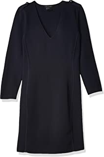 Glamorous Women's Mock Neck Bodycon Dress