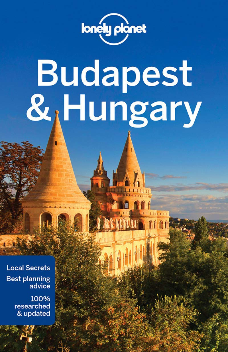 Download Lonely Planet Budapest & Hungary (Country Guide) 