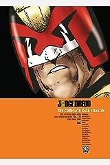 Judge Dredd: The Complete Case Files 36 Kindle Edition