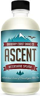 Himalayan Ascent Aftershave Splash for Men - Scent: Blue Pine, Sandalwood, Cedar, Mandarin & Amber - 4oz