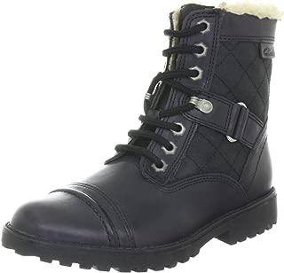 Clarks Boy's Diggy Matt Boots