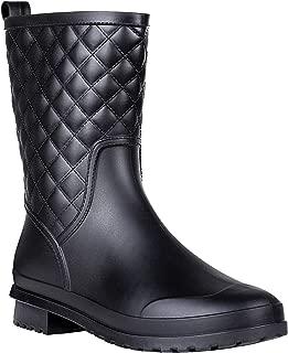 cheap name brand rain boots