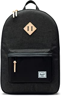 Supply Co. Unisex Heritage Black Crosshatch/Black 2 One Size