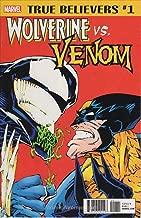 True Believers: Wolverine vs. Venom #1 VF/NM ; Marvel comic book