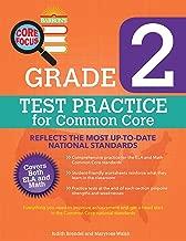 Barron's Core Focus Grade 2: Test Practice for Common Core