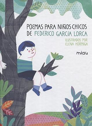 Poemas para niños chicos de Federico García Lorca