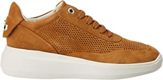 Geox D Rubidia A, Sneakers Basses Femme