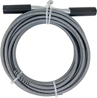 Cobra Products 30500 Cobra 30000 Pipe Auger, for Use with Most Small and Medium Household Drains, 1/2 in X 50 Ft, 50'