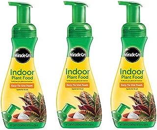 Miracle-Gro 100055 Indoor Plant Food, (3)