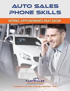 auto sales training