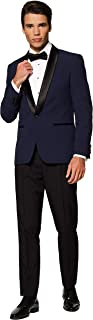 Best midnight blue prom tuxedos Reviews