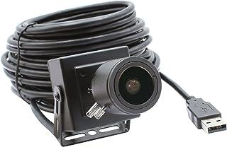 ELP 2.8-12mm Varifocal Lens HD 1080P Webcam for Mac