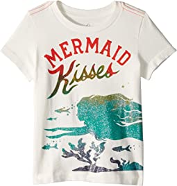 Mermaid Kisses Tee (Toddler/Little Kids/Big Kids)