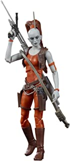 Star Wars The Black Series Aurra Sing Toy 6-Inch-Scale The Clone Wars Collectible Action Figure, Toys for Kids Ages 4 and Up
